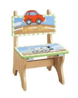 New Childrens Kids Time Out Chair   Transportation