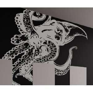 Vinyl Wall Decal Sticker Giant Octopus Item809B