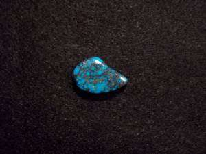 OLD BLUE LANDERS TURQUOISE HIGH GRADE NATURAL 14.51 CT