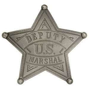Badges of the Old West 3009 U.S. Deputy Marshal Badge