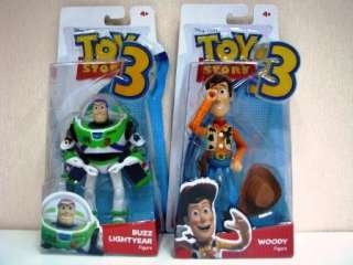 Toy Story 3 Disney Buzz Lightyear & Woody 15 cm Figure
