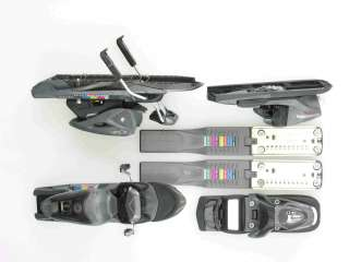 New Rossignol Axium 100 Adjustable Demo Snow Ski Binding
