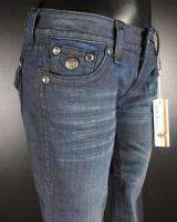 Womens ROCK REVIVAL Boot Cut Jeans B26 with HUGE CRYSTALS