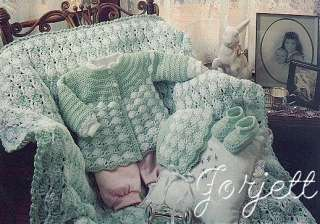 Baby Afghan Crochet Patterns | AllFreeCrochet.com