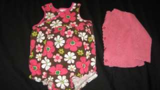 Baby Girl Toddler lot of 74 sizes 12, 18, 24, & 36 Months Spring