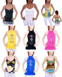 New Lot HOT Backless Halter Top Blouse S M L 12 Colors