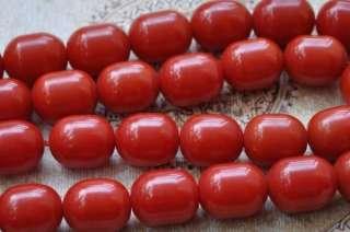 Vintage Prayer beads Egyptian Misketa  cherry amber Bakelite Komboloi