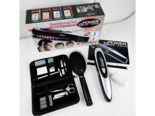 Laser Hair Treatment Power Grow Comb Kit Hair Loss Treatment