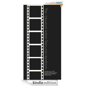 Hollywood Actors Resource Guide [Kindle Edition]