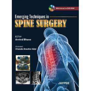 Spine Surgery with Interactive DVD ROM (9788184486964): Bhave: Books