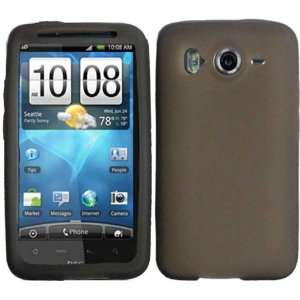 For HTC Inspire 4G Soft Silicone Case Cover Skin Protector