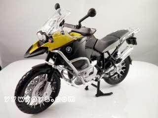 MAISTO 112 BMW R1200 GS MOTORCYCLE/BIKE DIECAST MODEL/TOY