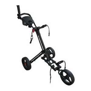 Thrifty Qwik Fold Deluxe Three Wheel Golf Cart Sports