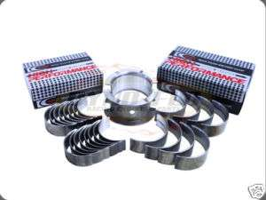 KING Rod Main Bearings Kit BBF Big Block Ford 460 NEW