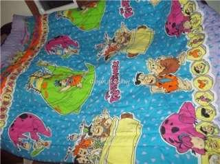 The Flintstones Character Twin Bed Comforter/Blanket (Vintage) Fred