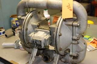 Warren Pump Sandpiper Model 9A2 A, 2 diaphragm Pump