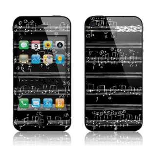 Apple ATT Verizon iPhone 4 & 4S Skin Cover Decal Wrap Kit