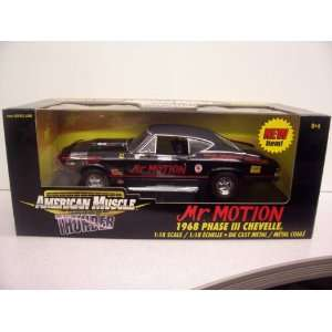 #33097 Ertl American Muscle Thunder Mr. Motion 1968 Phase