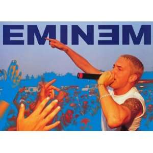 Shout Out   Slim Shady   Marshall Mathers 24x34 Poster