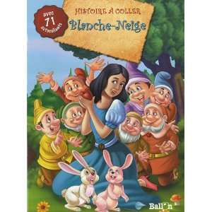 Blanche Neige (9789037481709): Collectif: Books