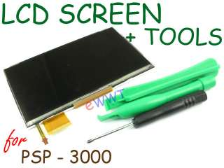 LCD Display Screen * Repair Part for SONY PSP 3000 Slim