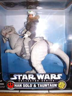 STAR WARS ~HAN SOLO AND TAUNTAUN~ Action Figure   MIB