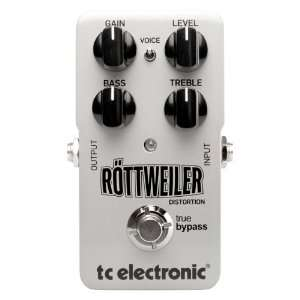 TC Electronic Rottweiler Distortion Pedal Musical