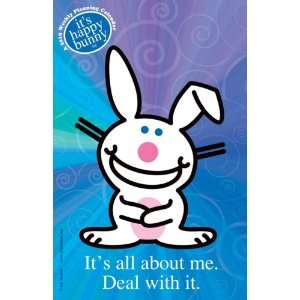 ITS HAPPY BUNNY 2010 Weekly Planner Trends 9781600698330