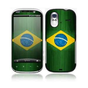 Brazil Decorative Skin Cover Decal Sticker for HTC Amaze 4G Cell Phone