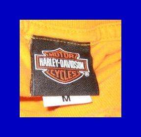 Harley Davidson Motorcycles T Shirt Boys M Mint