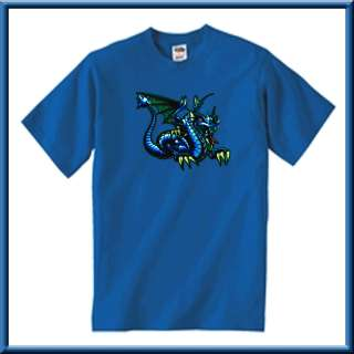 Royal blue t shirts are available in sizes S   5X.