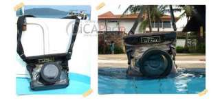 WATERPROOF HOUSING CASE FOR FUJIFILM Finepix S5pro S5 IS PRO HS20 EXR