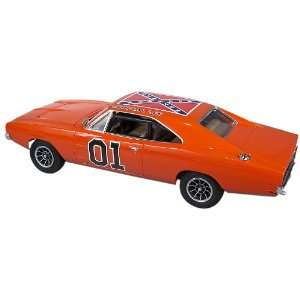 MPC 1969 General Lee Dodge Charger Model Kit: Toys & Games