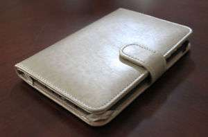New  Kindle3 Synthetic Leather Case Cover Silver