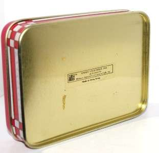 Engelbreit Valentine SWEETIE PIE 5x3.5 Tin Box Container