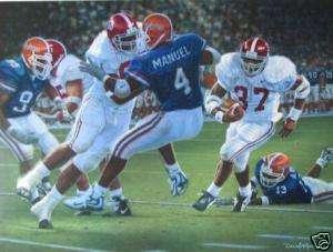 Daniel Moore Alabama Football Rebirth in the Swamp ME