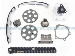 91 98 SATURN SC SC2 SL2 SW2 1.9 TIMING CHAIN KIT w/ WATER PUMP VIN 7