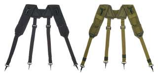Military Army Tactical H Type LC 1 Load Bearing Suspenders