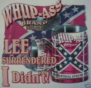 DIXIE LEE SURRENDERED I DIDNT REDNECK REBEL SHIRT