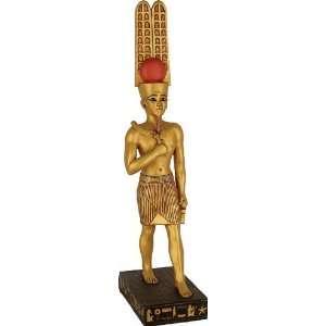 Amun Ra God of Kings / King of Gods Egyptian Statue