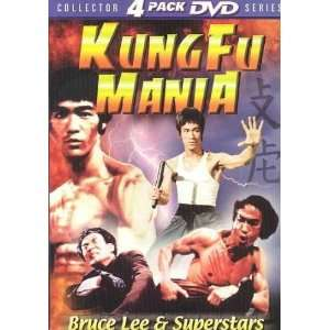 Kung Fu Mania Bruce Lee & Superstars Bruce Lee Movies & TV