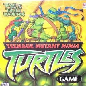 Teenage Mutant Ninja Turtles(tmnt) Board Game Toys & Games