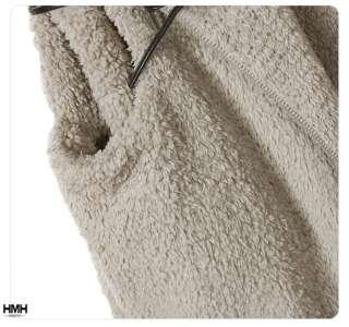 Fashion Womens Ladies Designer Faux Lamb Fur Long Vest Jacket Coat