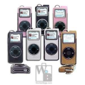 Kroo Cayman Apple iPod Nano Accessory Case   Clearance
