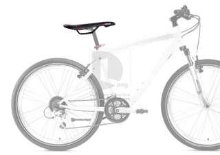 BIKE/BICYCLE ATB MTB TOURING SADDLE SEAT comfortable soft streamlined