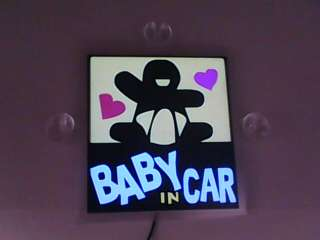 EL light car/window/wall stickers,flashing auto light