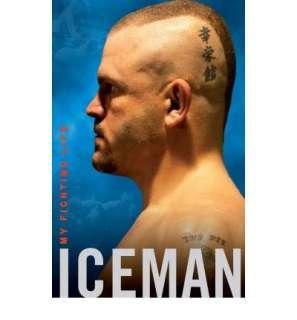 Chuck Liddell: Iceman   UFC MMA Star BRAND NEW BOOK