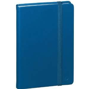 Quo Vadis Habana Blue Lined Notebook 80 Sheets 4X6 3/8