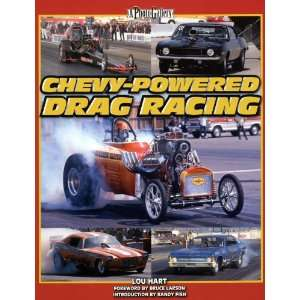 Powered Drag Racing (A Photo Gallery) (9781583882719) Lou Hart Books