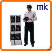 Literature Stand Rack Pop Up Banner Brochure Holder